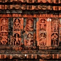 Temple culture / Charbangla terracotta temple, azimganj.